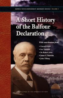 Tiffany, John: A Short History of the Balfour Declaration.